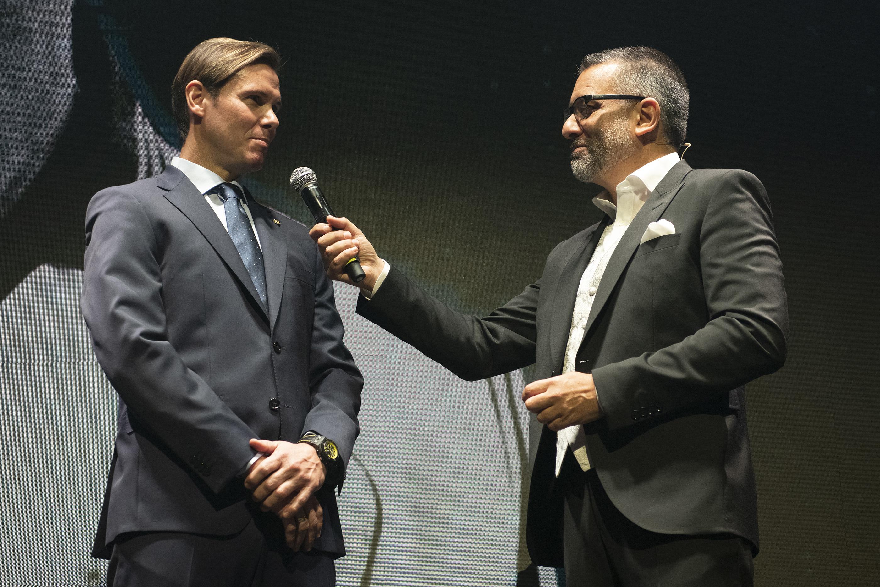 Fernando Redondo - LaLiga Ambassador 2