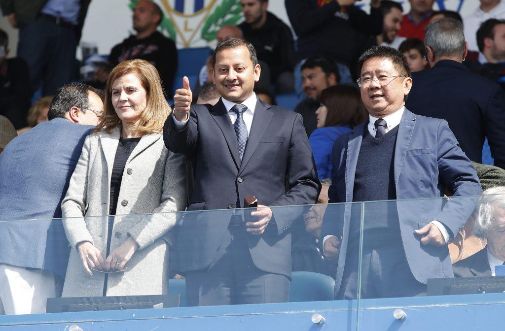 Mª Victoria Pavón - CD.Leganés president