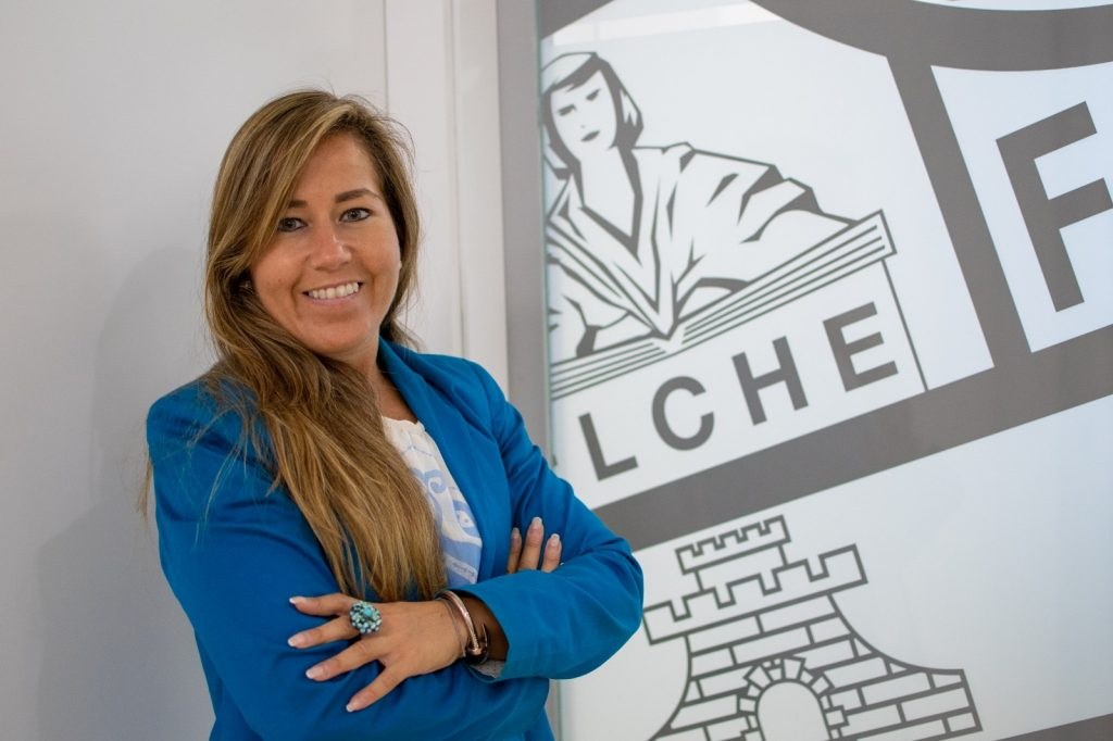 Patricia Rodríguez - Elche CF