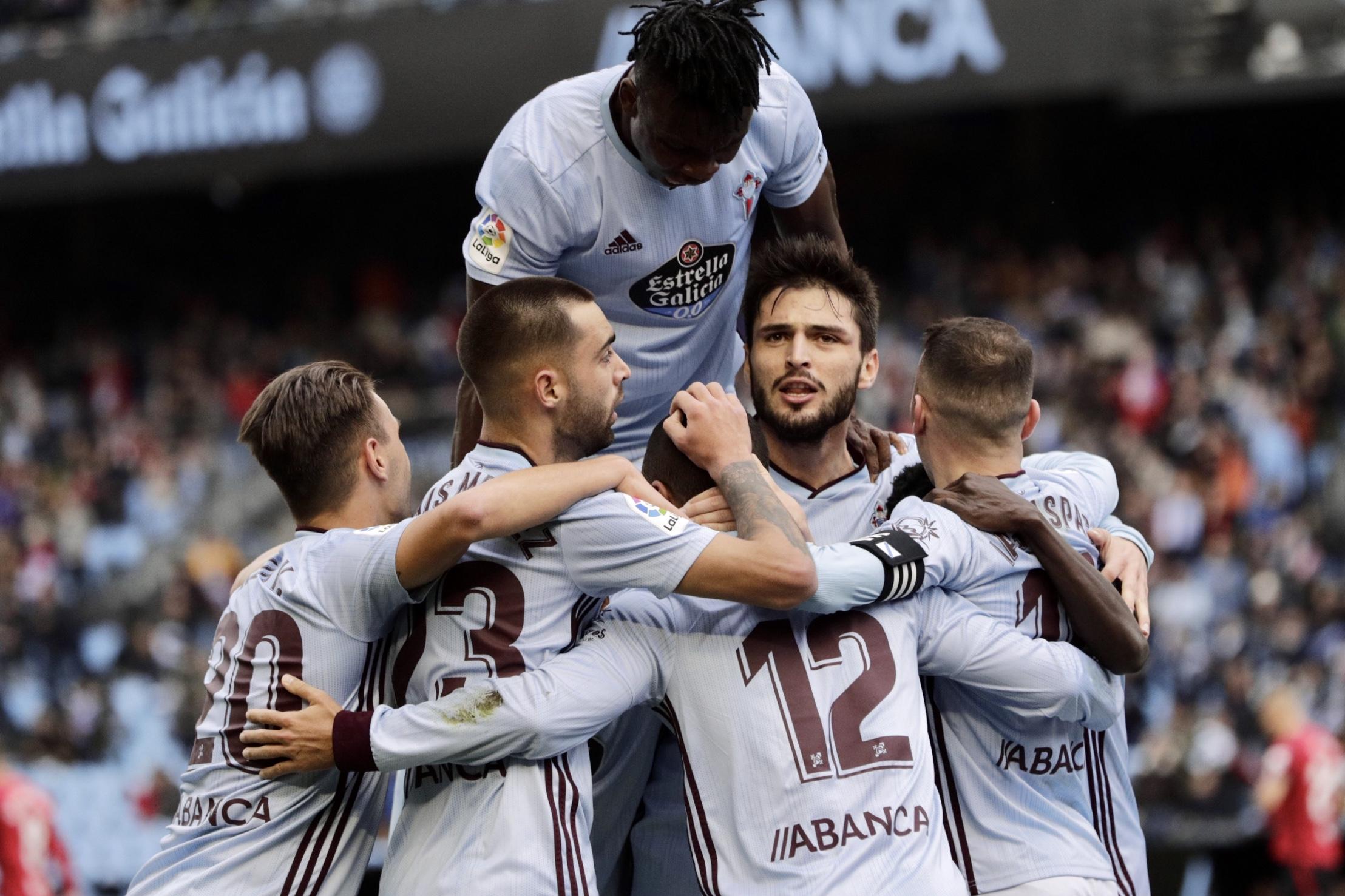 Relegation six-pointer at Abanca Balaidos