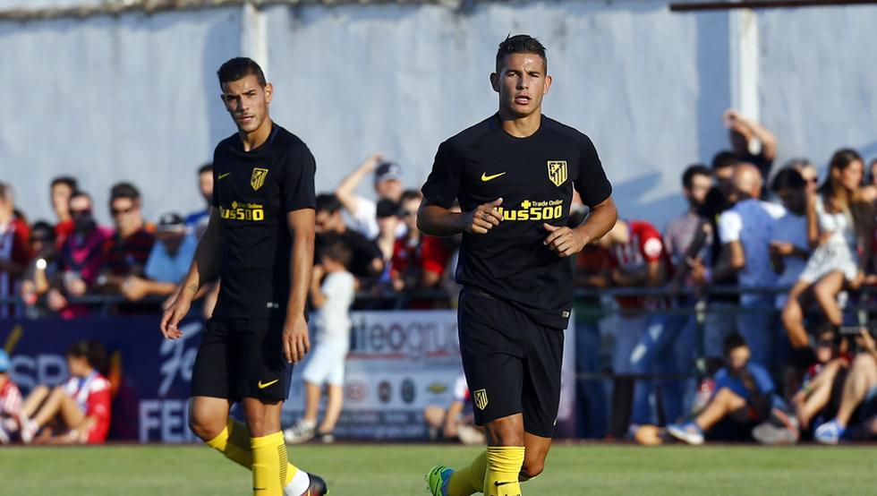 Lucas and Theo Hernandez