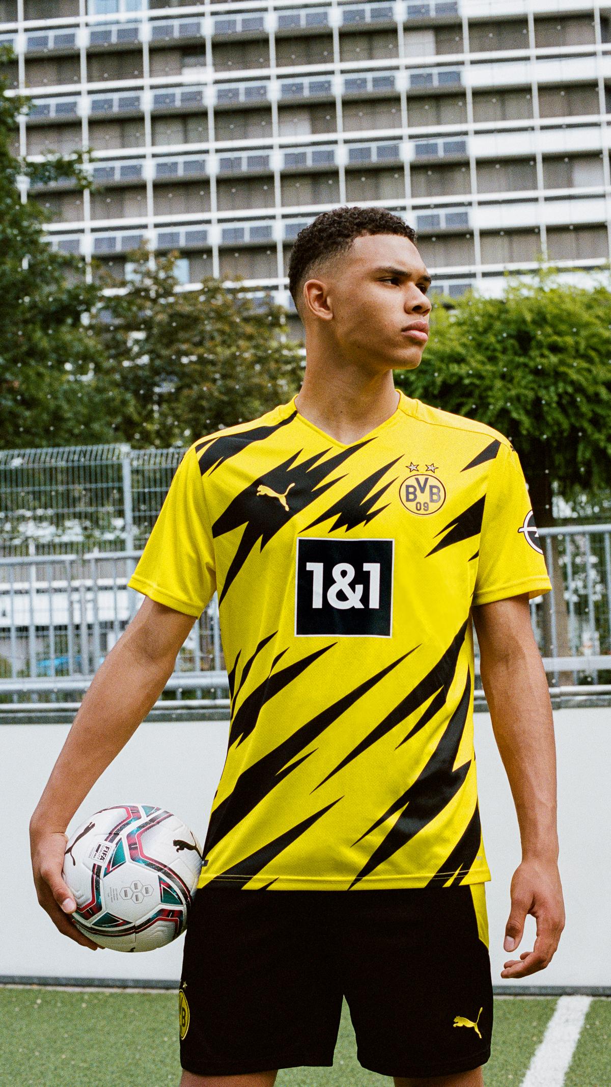 Puma Presents New Borussia Dortmund Kit Soccer 360 Magazine