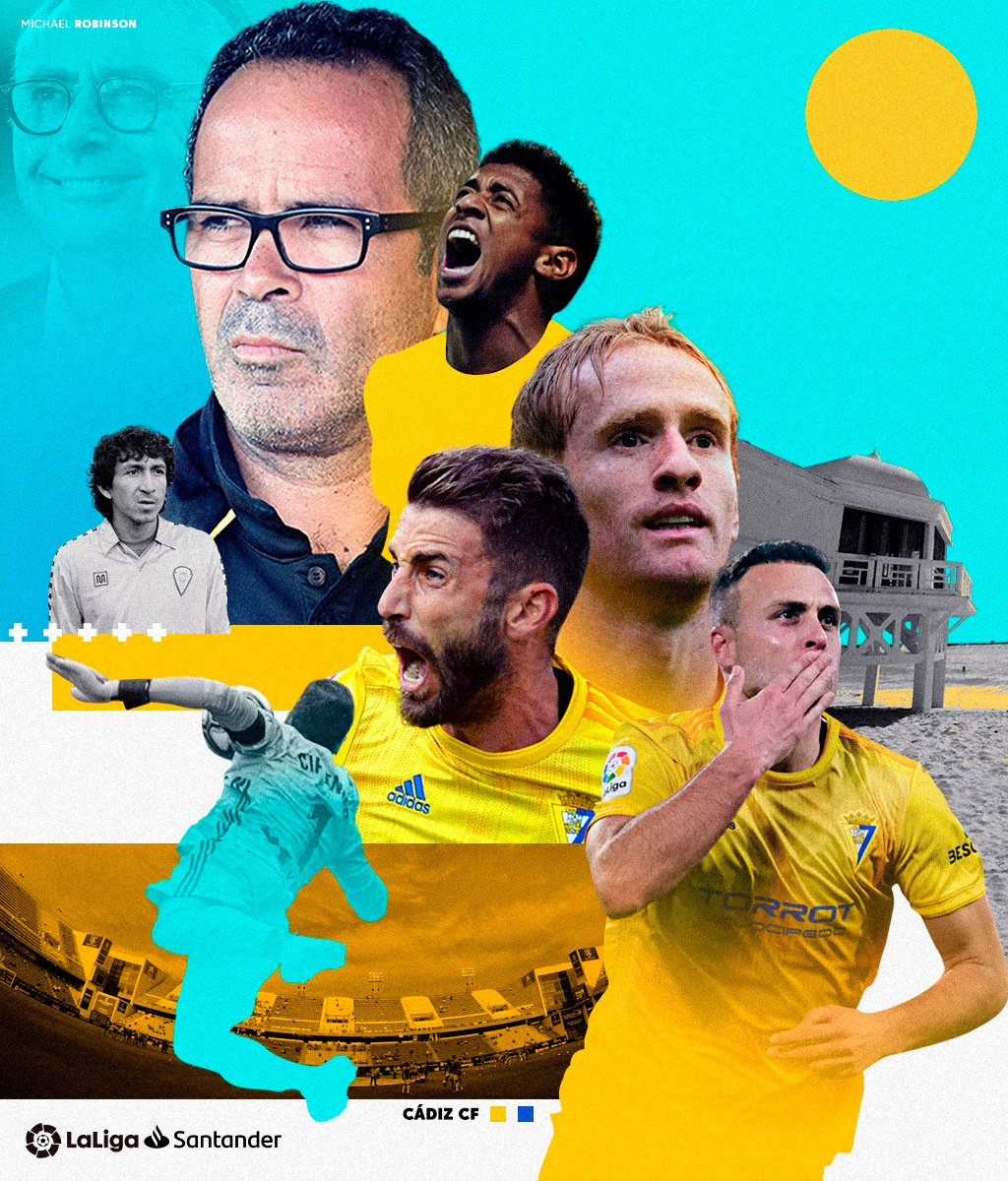 Cadiz CF promoted to LaLiga Santander