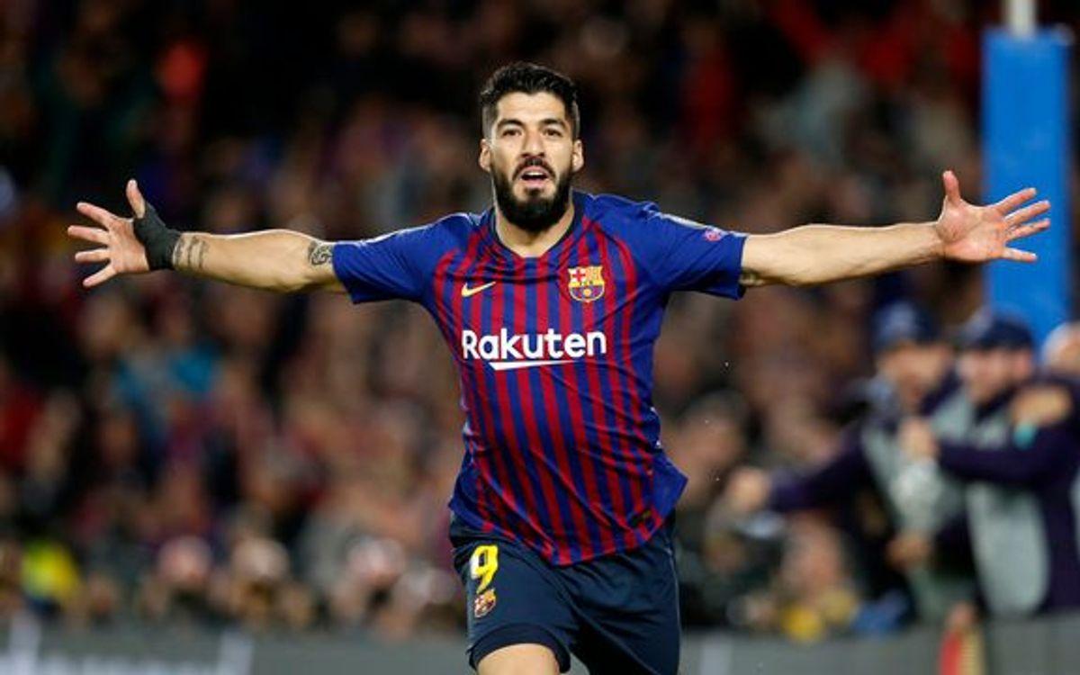 Luis Suarez (FC Barcelona) 1