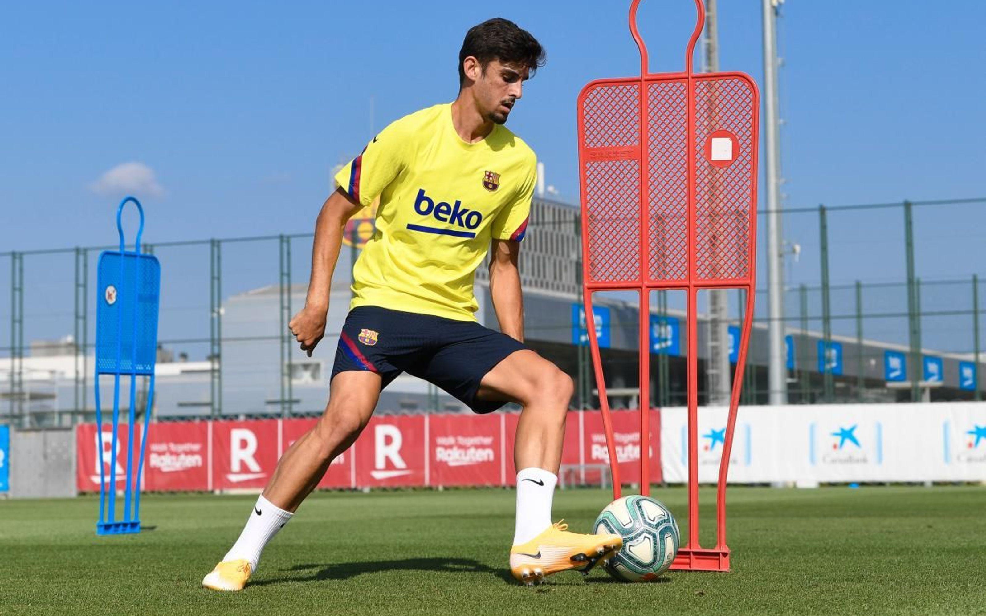 Trincao - FC Barcelona (Credit FC Barcelona)